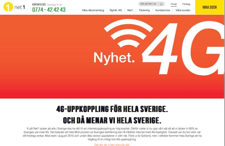 Net1 web