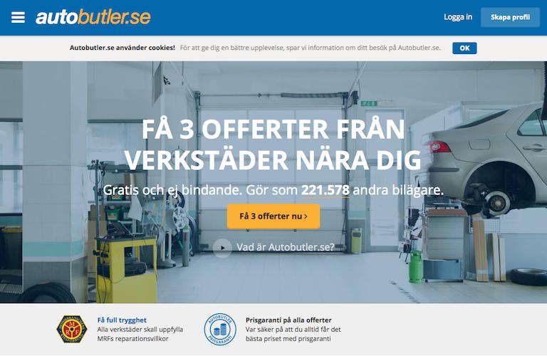 Autobutler web