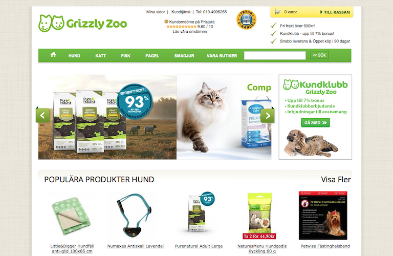 Grizzly zoo web