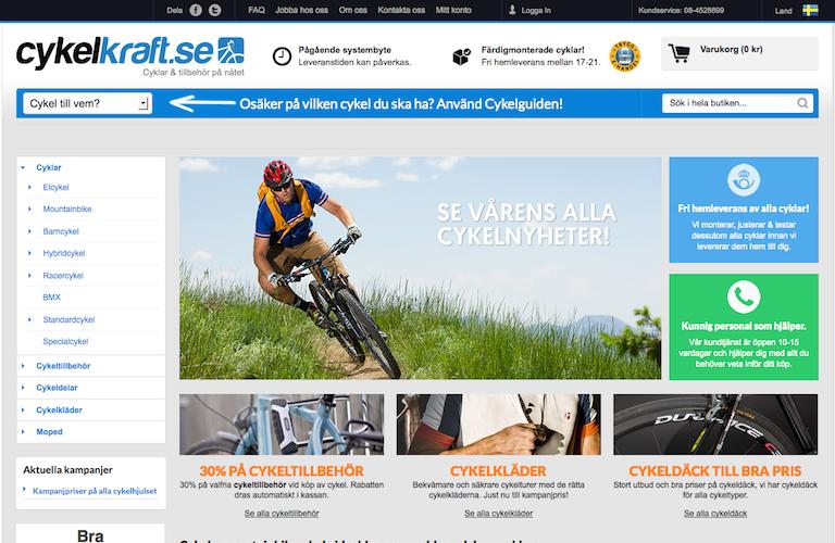 Cykelkraft web