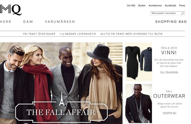 Mq retail web