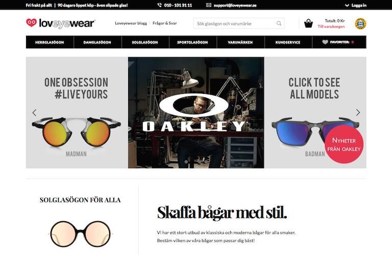 Loveyewear web