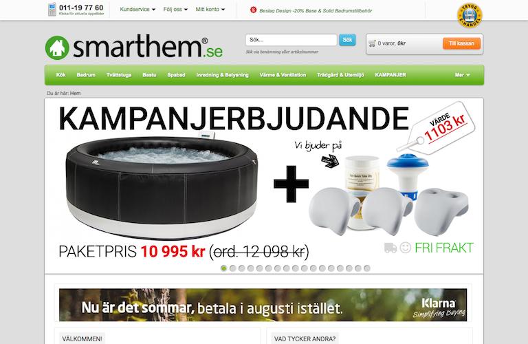 Smarthem web