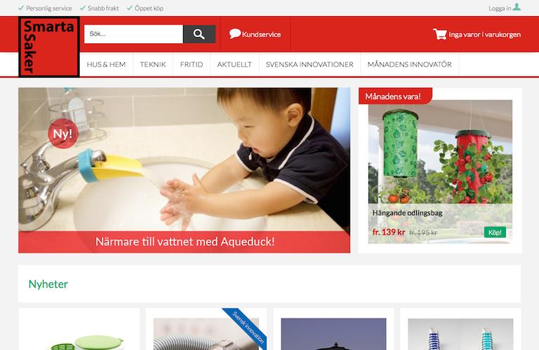 Smartasaker web