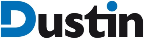 Dustin home logo